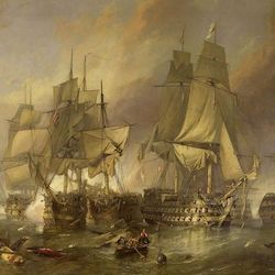 250px-The_Battle_of_Trafalgar_by_William_Clarkson_Stanfield